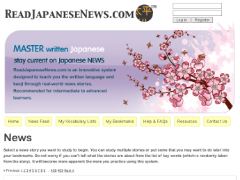 ReadJapaneseNews.com